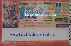 Kerala lottery karunya