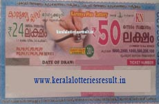 Kerala Karunya plus lottery